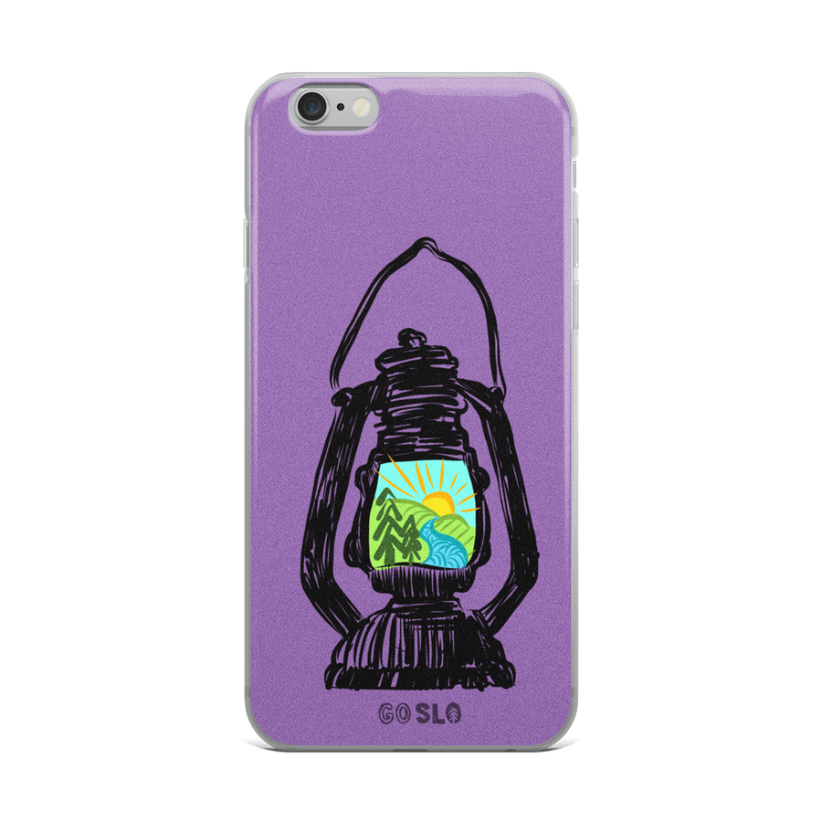 Lantern View iPhone Case