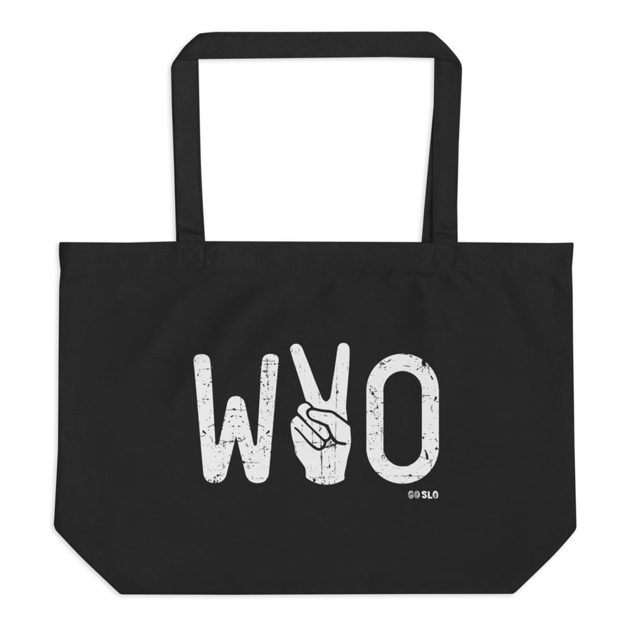Wyoming Victory Oversized Tote Bag