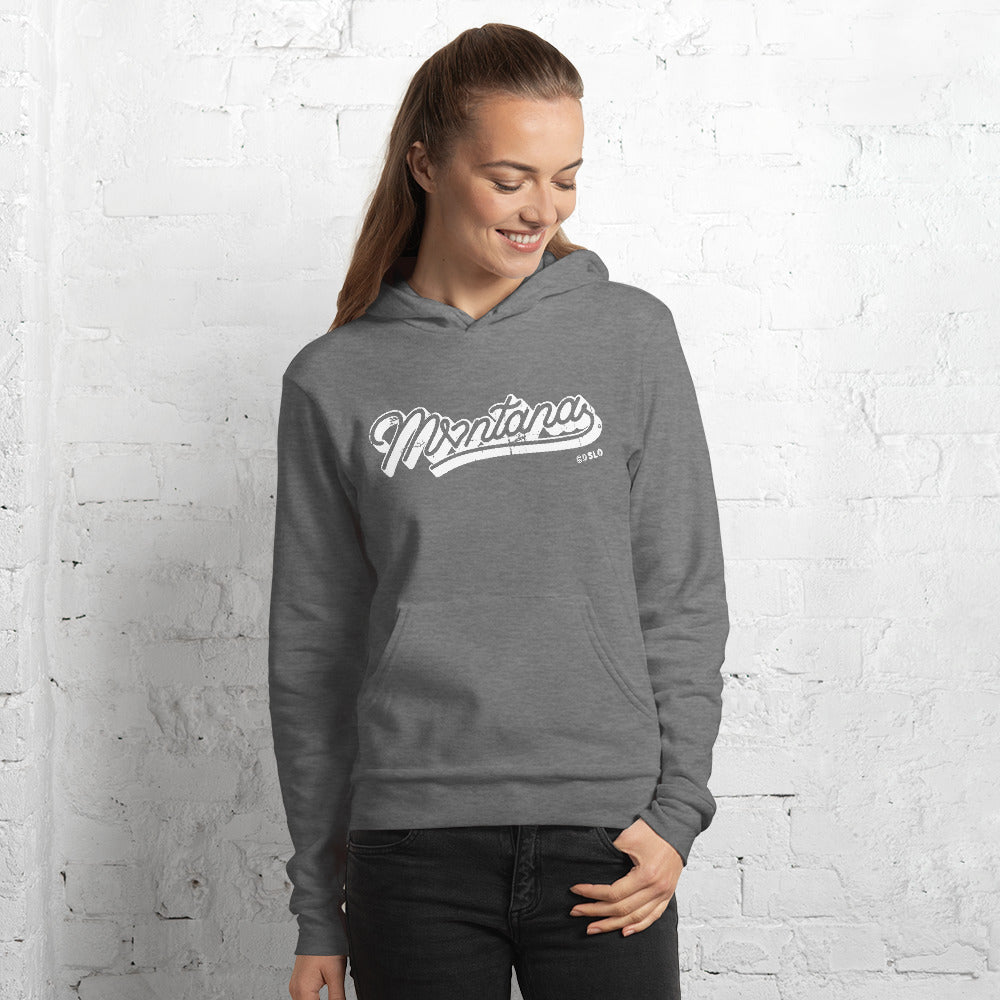 Gals Montana Love Relaxed Hoodie