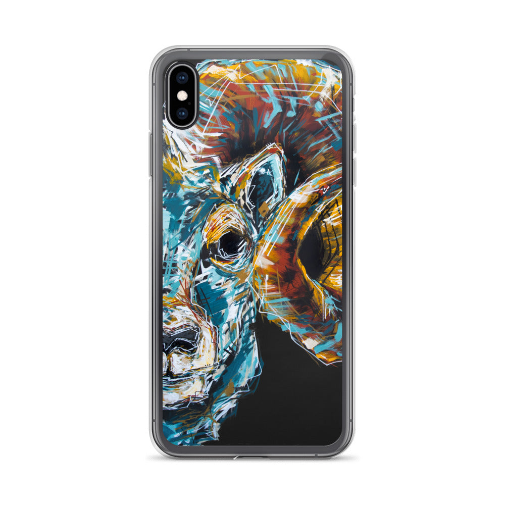 Ursula iPhone Case