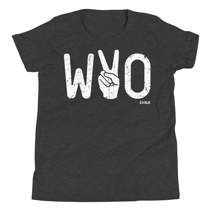 Kids' Wyoming Victory Tee