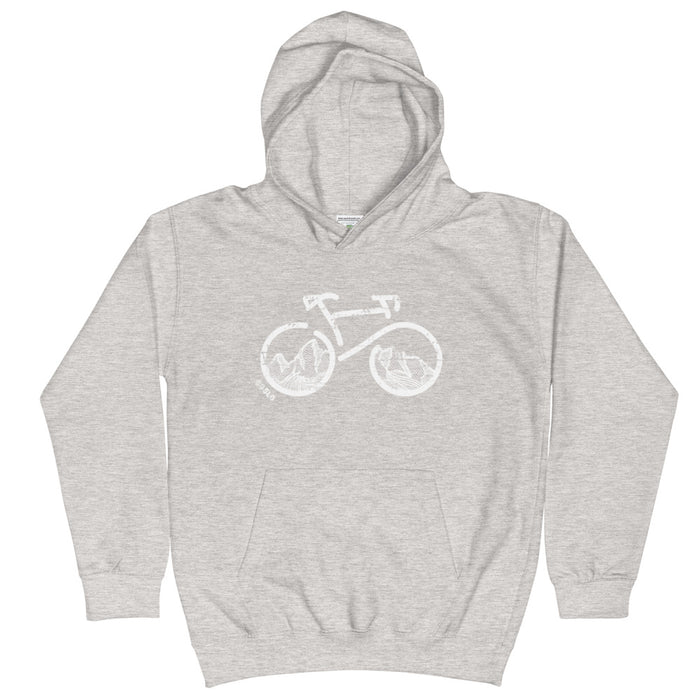 Kids' Bike the Tetons Hoodie