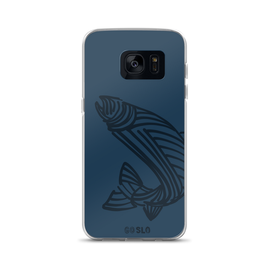 Fish Sketch Samsung Case