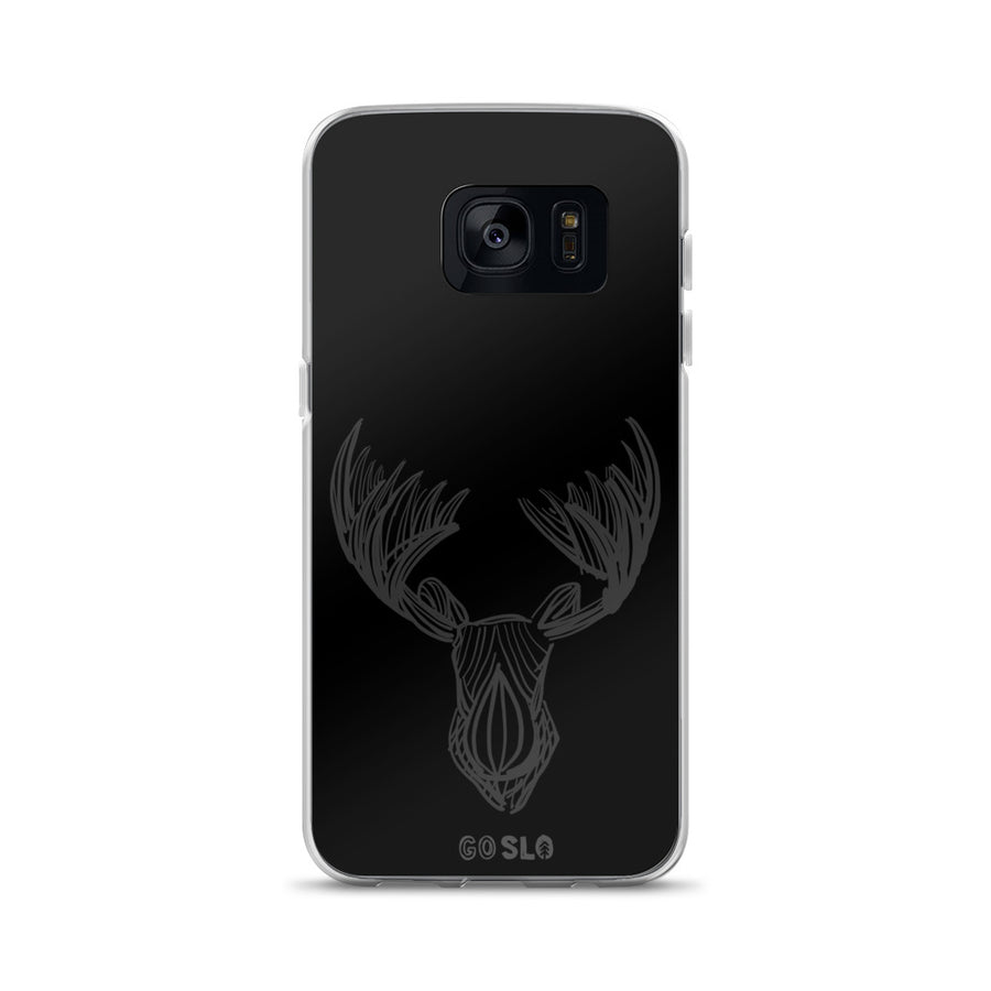 Moose Sketch Samsung Case