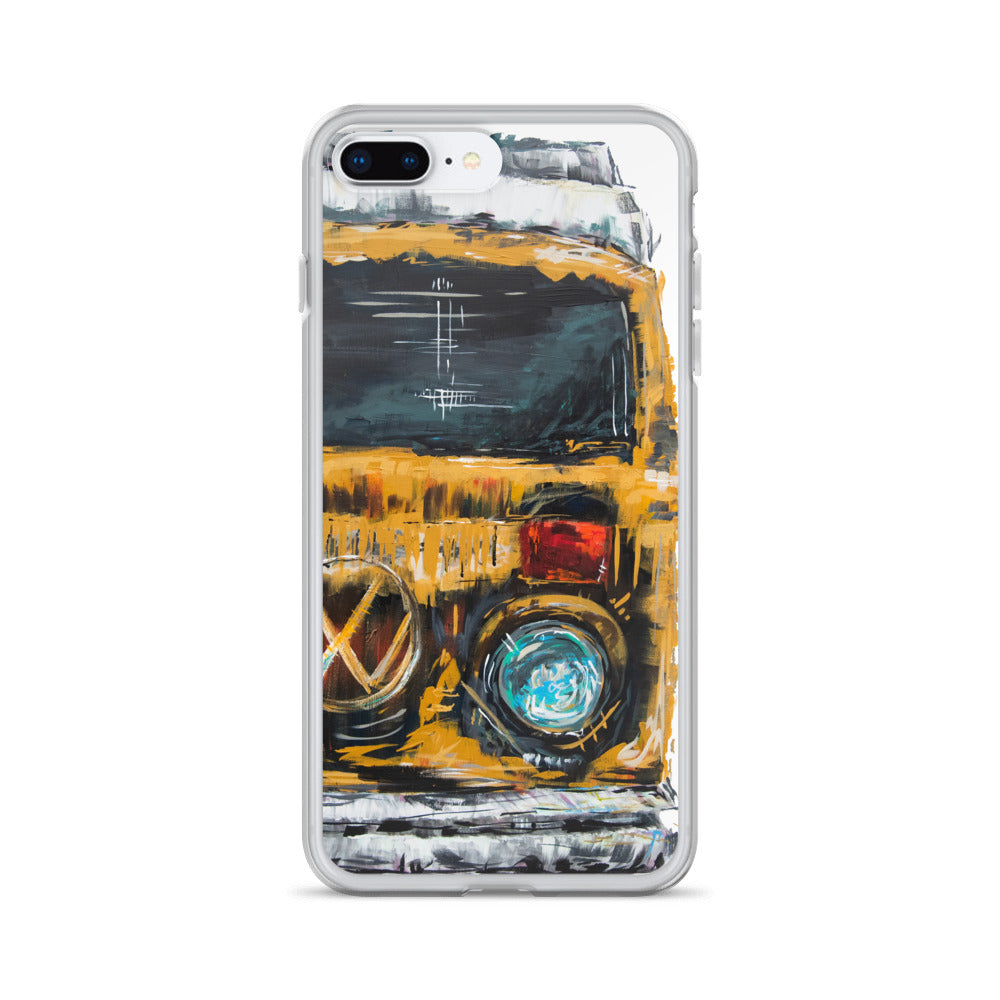 Penny Bus iPhone Case