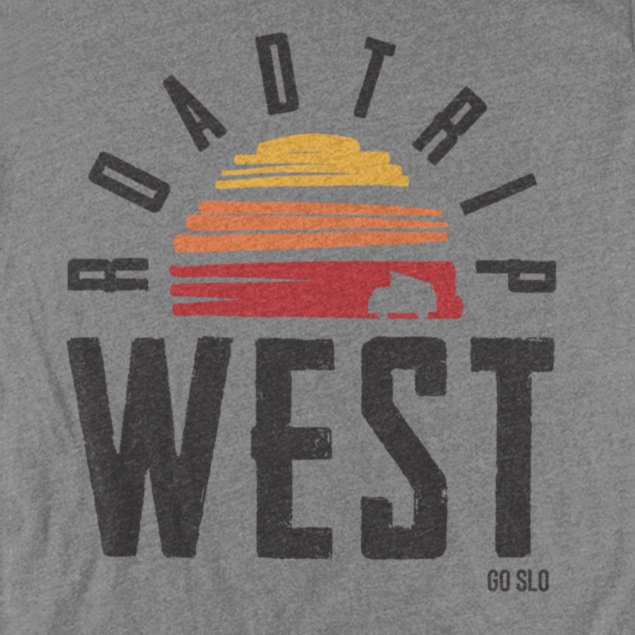 VOLKS // GUYS ROADTRIP WEST TEE
