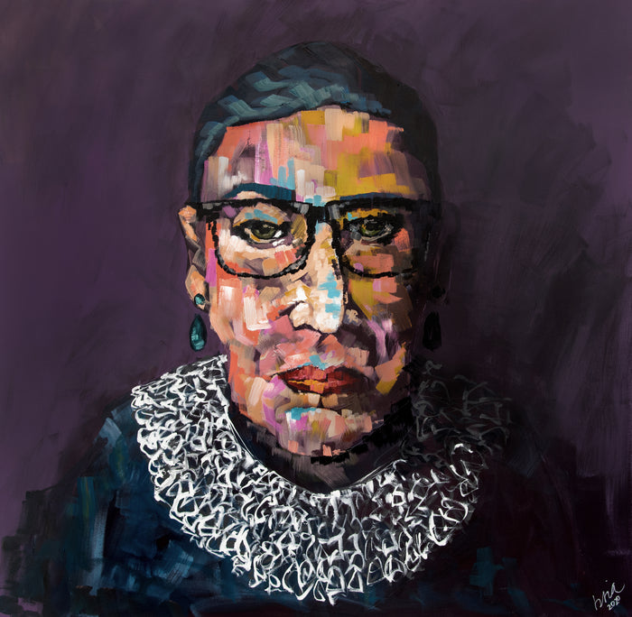 RBG Original Painting