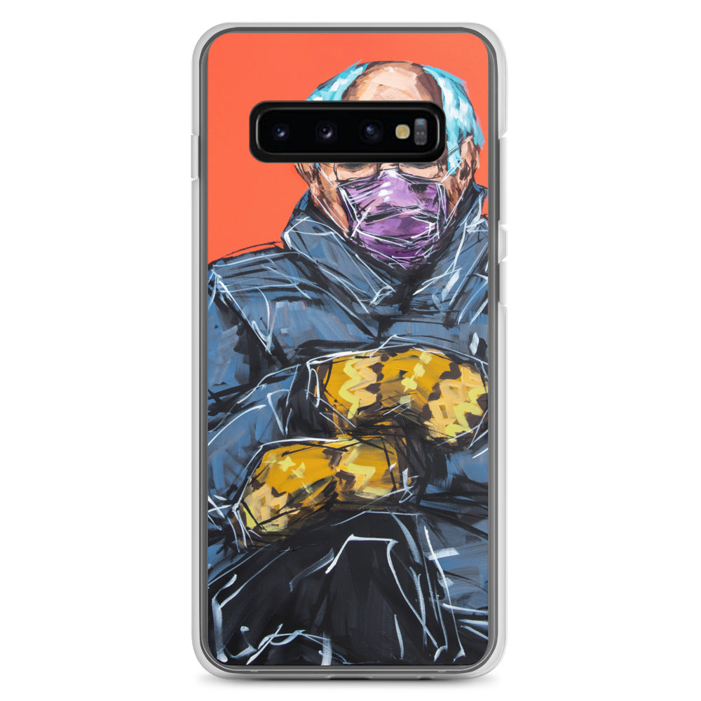 Bernie + the Mittens Samsung Case