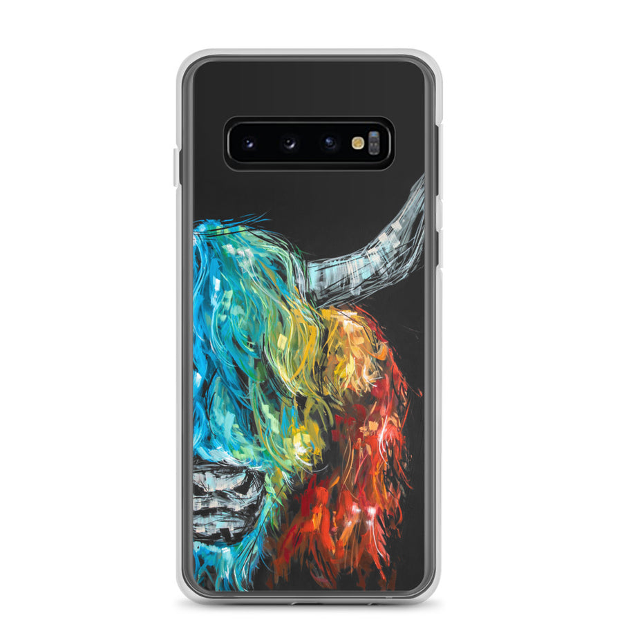 Billy the Highland Samsung Case