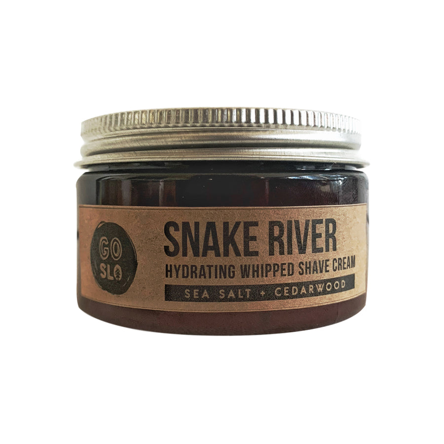 Snake River // Whipped Shaving Cream