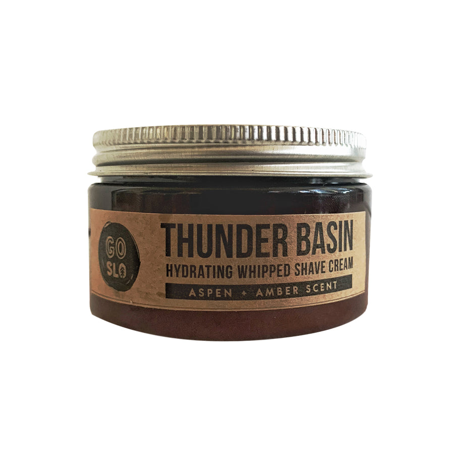 Thunder Basin // Whipped Shaving Cream