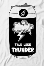 THUNDER ORGANIC T-SHIRT (WHITE)