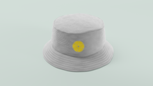 LEMON BUCKET HAT (REVERSIBLE)