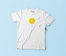 Lemon Organic Tee (WHITE)