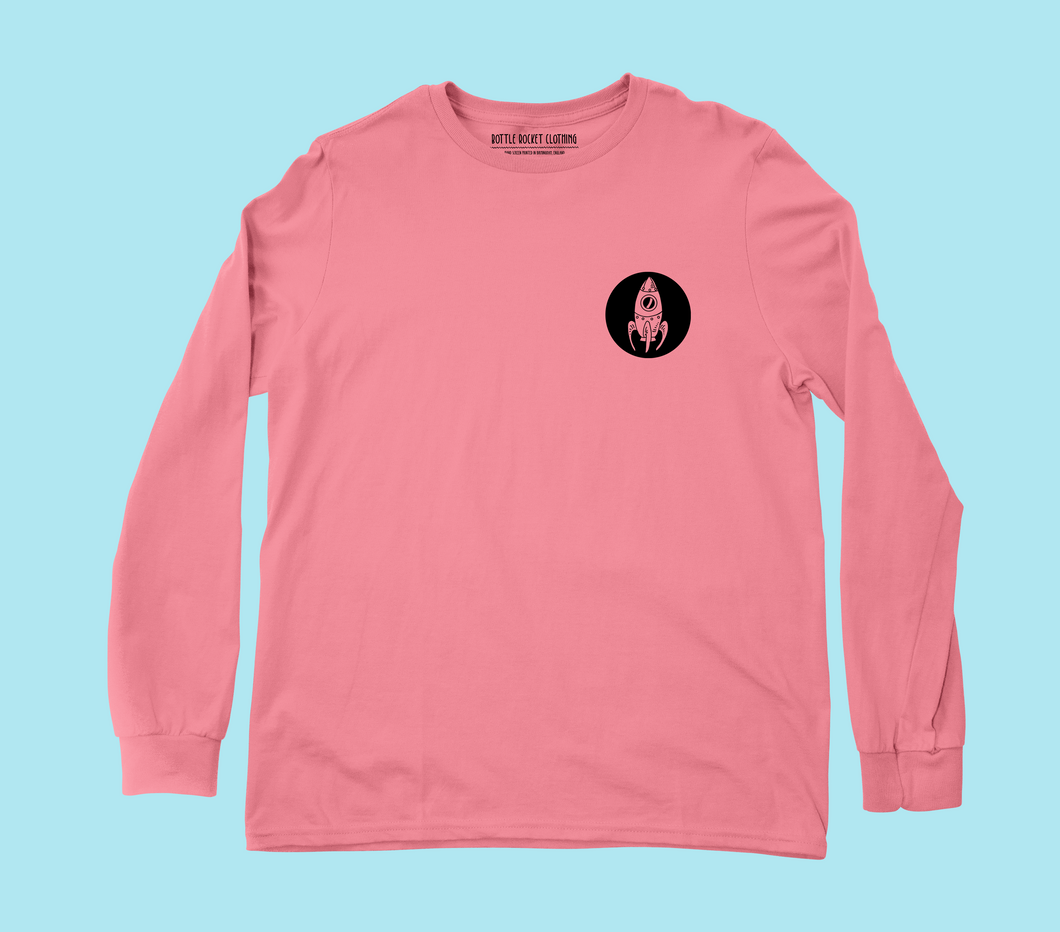 ROCKET LONG SLEEVE (PINK)