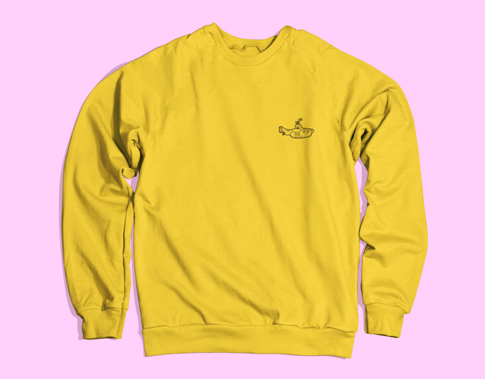 YELLOW SUBMARINE SWEAT (YELLOW)