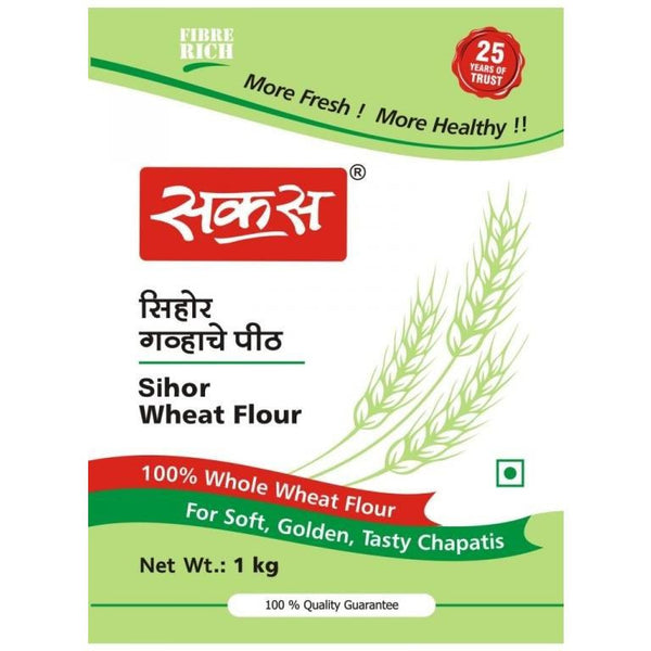 SIHOR WHOLE WHEAT FLOUR - SWIFTINDI