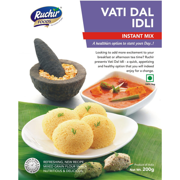 MULTI GRAIN IDLI - RUCHIR FOODS