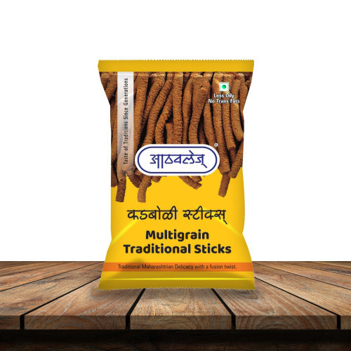 KADBOLI STICKS  - 200Gm - Athavale's