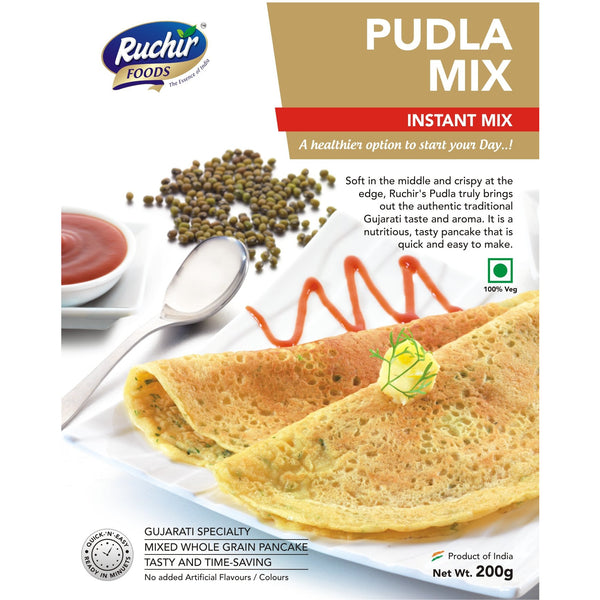 PUDLA MIX - RUCHIR FOODS