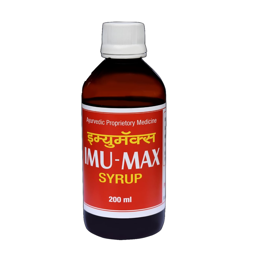 IMU-MAX SYRUP