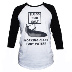 Anti Toy/Conservative T shirt Left Wing Socialist Printed Top