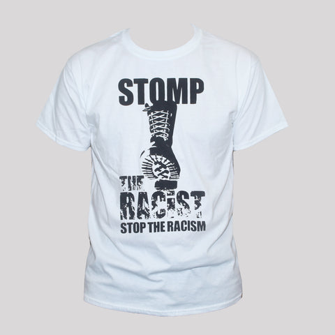 Anti Racist Printed T shirt