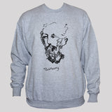 Tchaikovsky Sweatshirt Graphic Musician Artist Unisex Jumper All Sizes