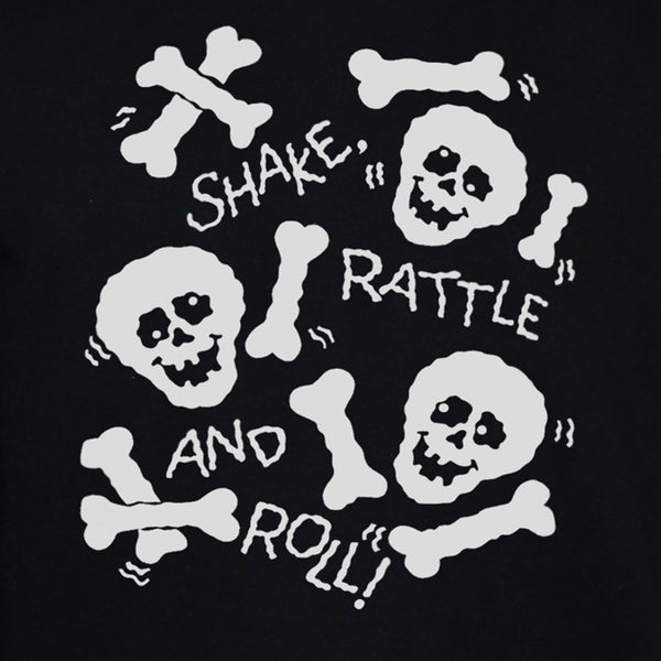 Skulls And Bones Cute Gothic Sweatshirt