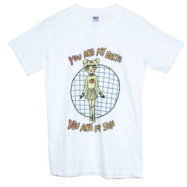 Front Bottoms you are my sun t shirt