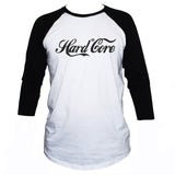 Funny Hard Core T shirt/ Punk Rock Class War Unisex 3/4 Sleeve Top