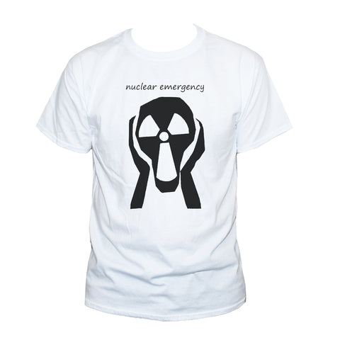 Anti War Nuclear Emergency Political Protest T shirt