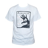 Anarchist T shirt Political Left Wing Class War Revolution Quote Graphic Unisex Tee
