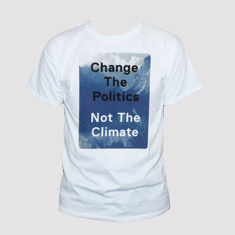 Climate Change Environment Activist T shirt Political Protest Graphic Tee
