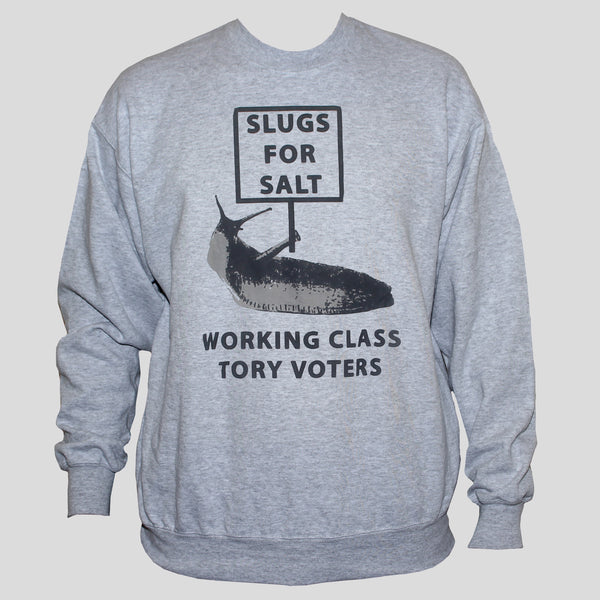 anti tory sweatshirt labour activist left wing socialist sweater