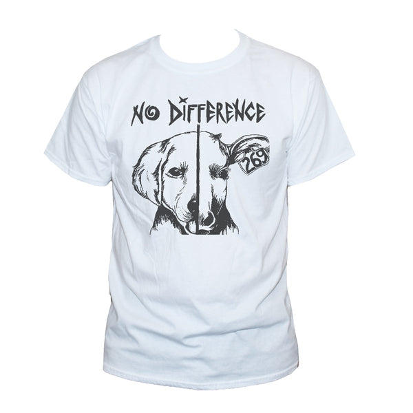 Vegan Animal Rights Protest/Activist T shirt White