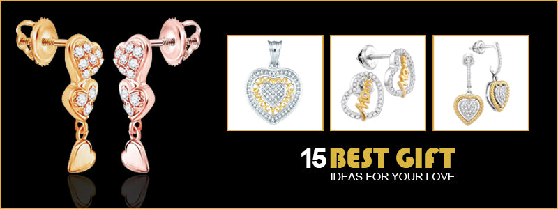 15 Best Valentine's Day Jewelry Gift Ideas for Her/Him