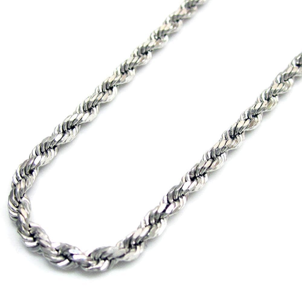 com ball diamond tag bead italy necklace cut dog sterling dp silver chain amazon jewelry