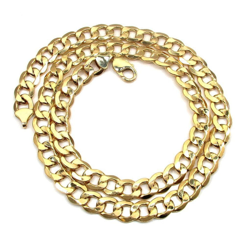 10.5MM Hollow Cuban Bracelet