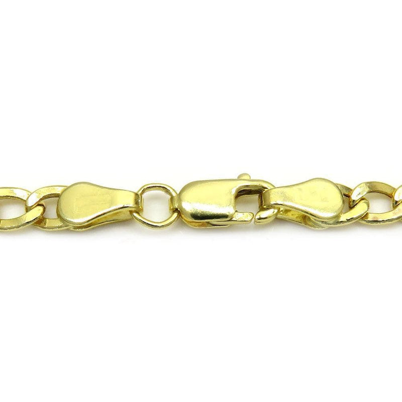 gold chain lobster clasp