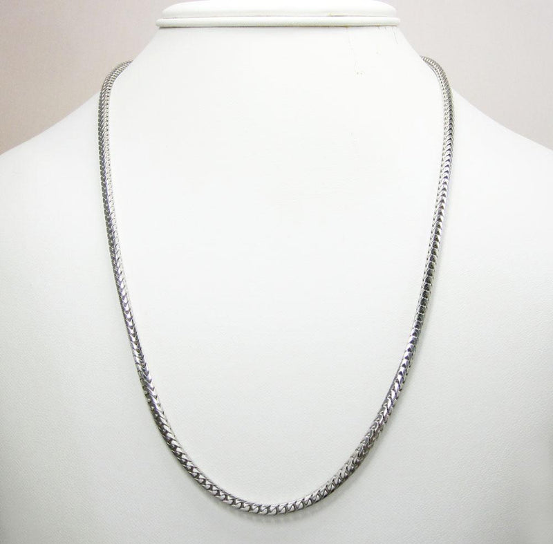 18 inch Franco Chain Necklace