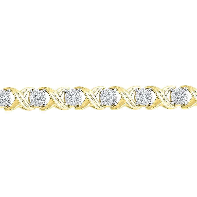 diamond bracelets for ladies