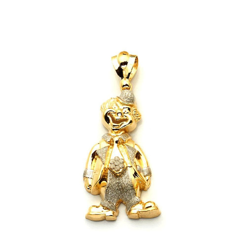 10K Yellow Gold 17.40 Grams Joker Fashion Pendant - Jawa Jewelers