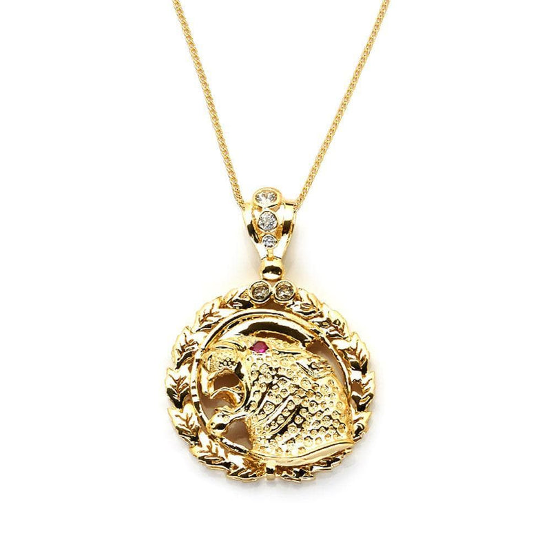 10K Yellow Gold 16.50 Grams Fashion Pendant - Jawa Jewelers