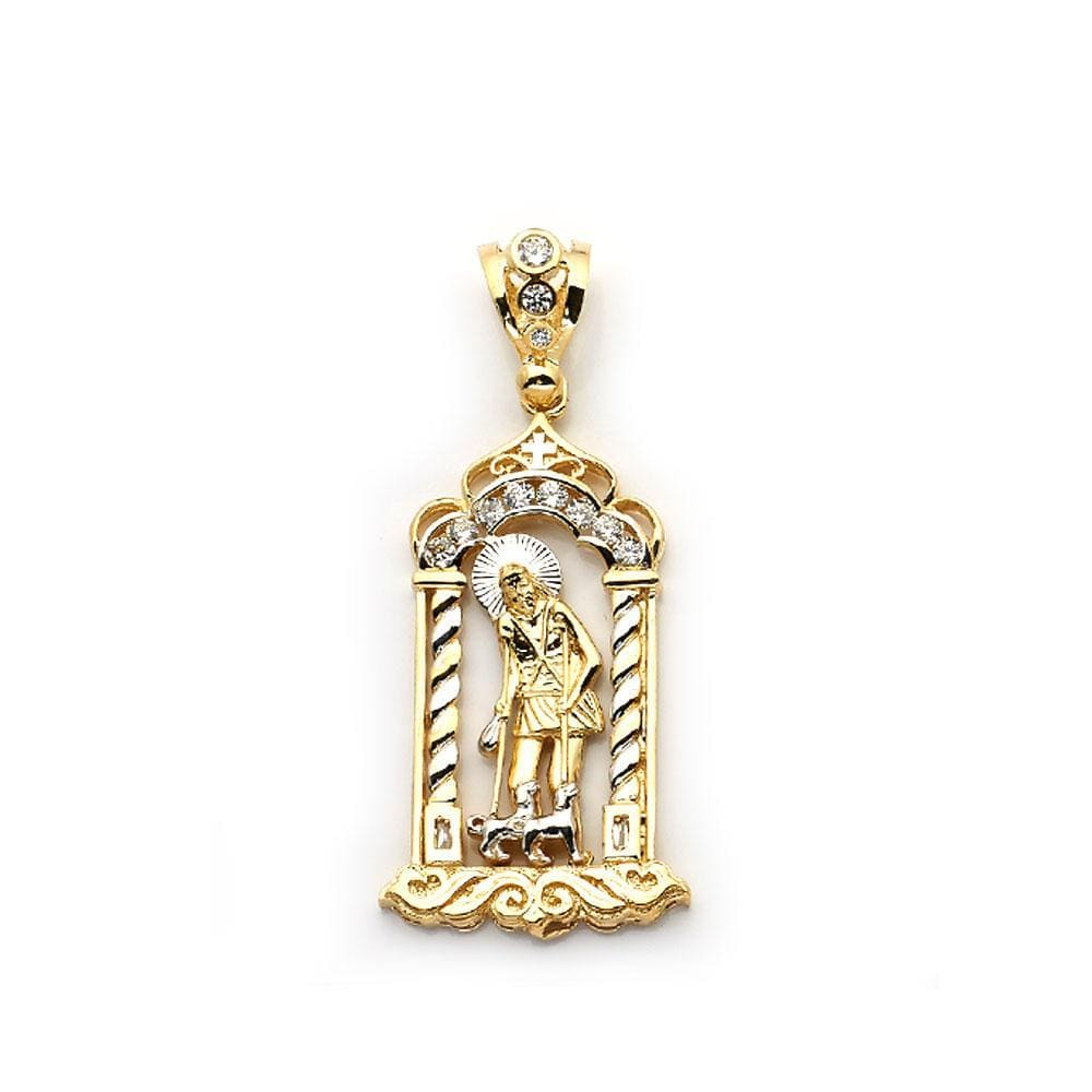 10K Yellow Gold 18.20 Grams Fashion Pendant - Jawa Jewelers