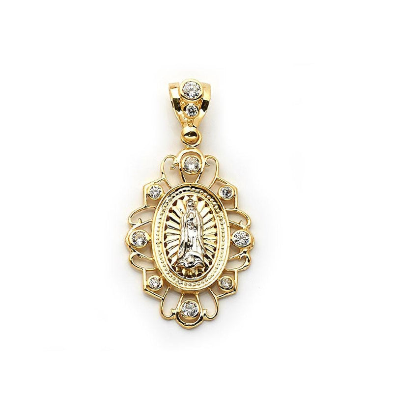 10K Yellow Gold 7.90 Grams Fashion Pendant - Jawa Jewelers