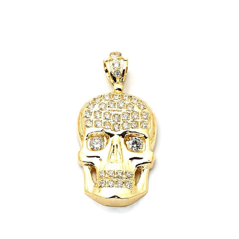 10K Yellow Gold 9.40 Grams Fashion Pendant - Jawa Jewelers