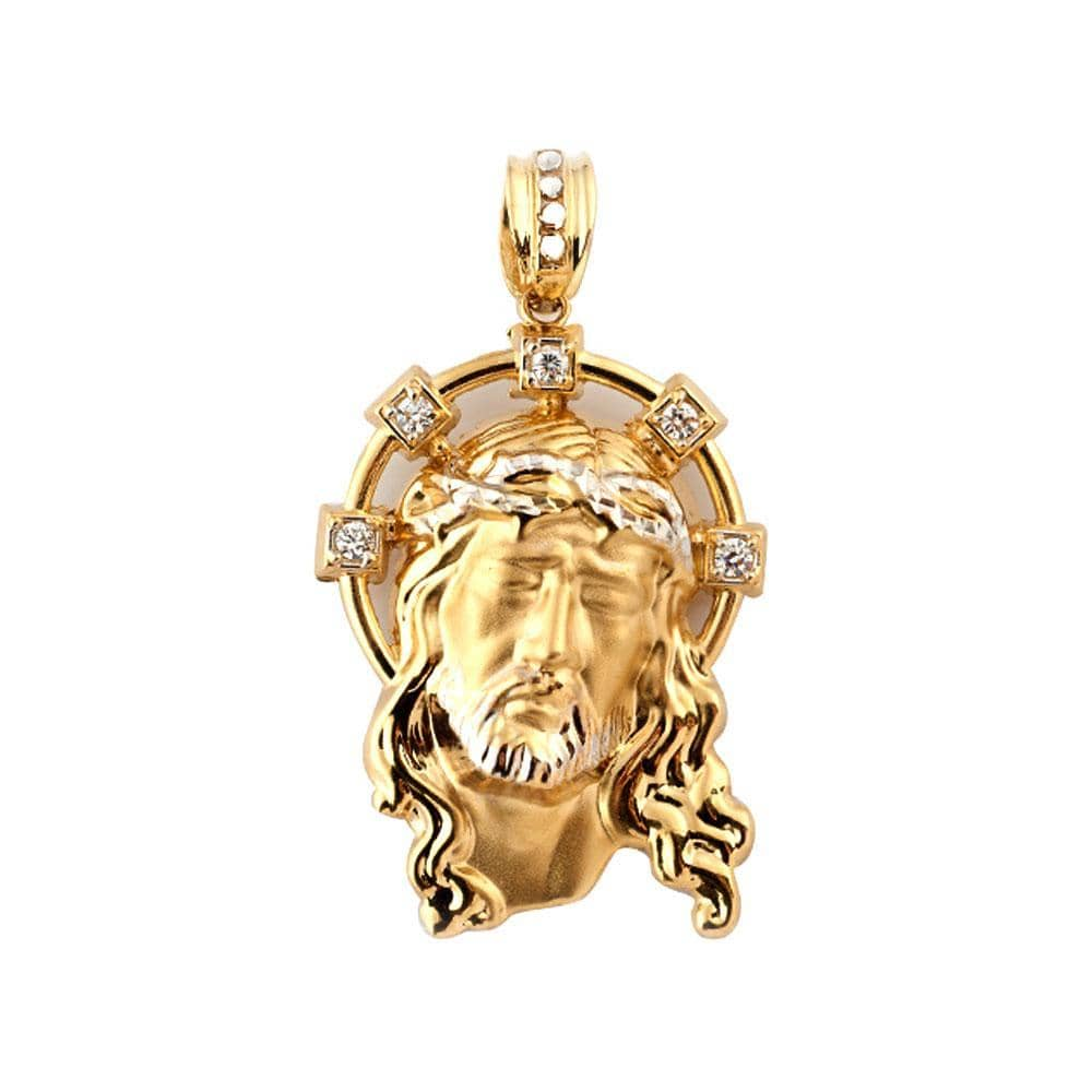 10K Yellow Gold 7.80 Grams Fashion Locket Pendent - Jawa Jewelers