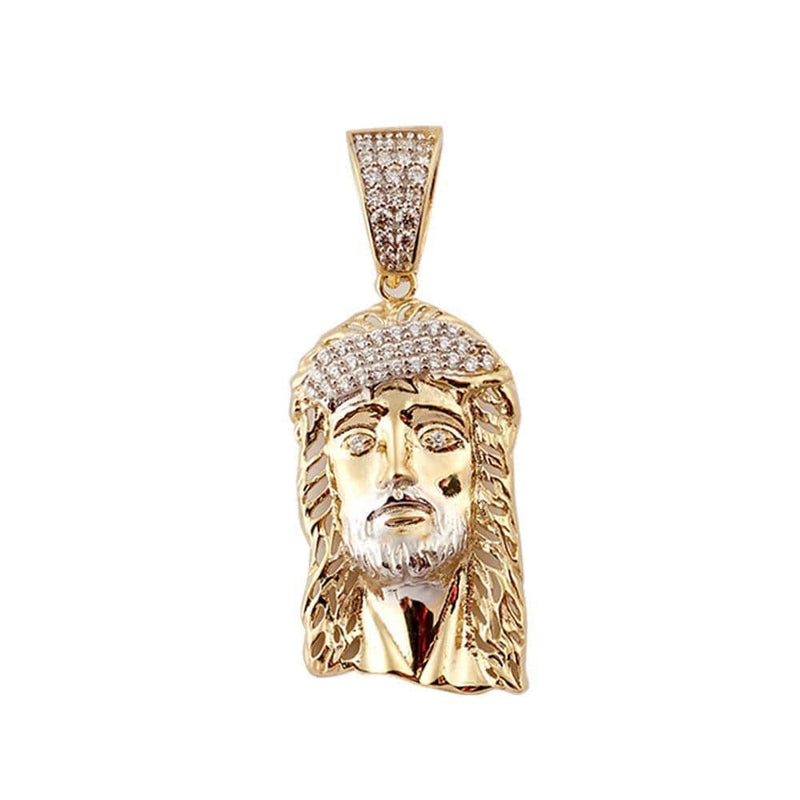 10K Yellow Gold 4.80 Grams Fashion Pendent - Jawa Jewelers