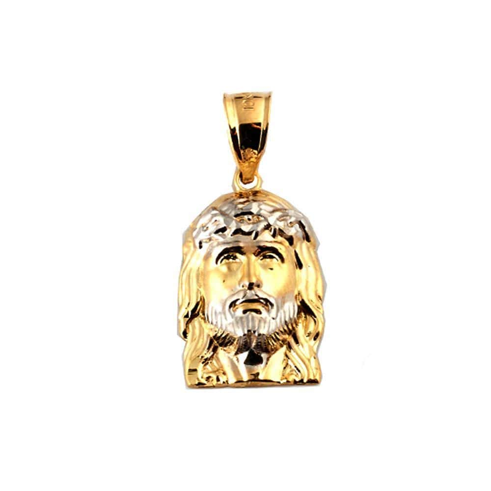 10K Yellow Gold 1.30 Grams Fashion Pendent - Jawa Jewelers